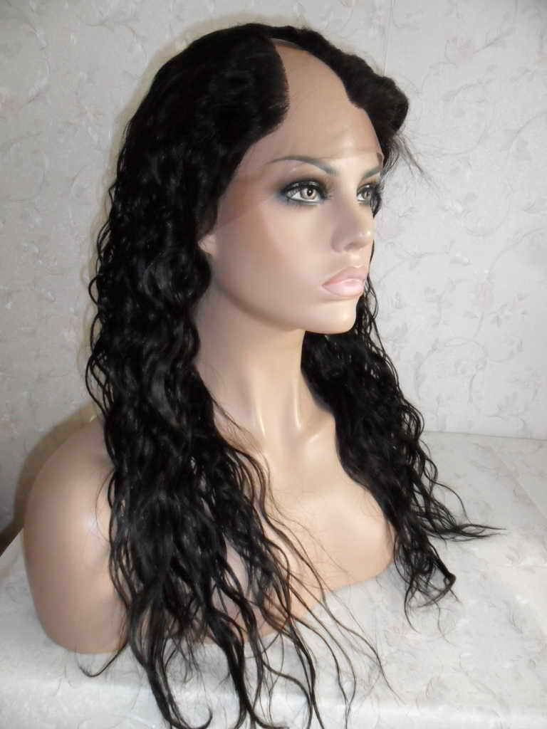 Wigs With Natural Part 64