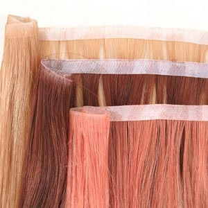 Deep Wavy Tape Hair Extensions 120