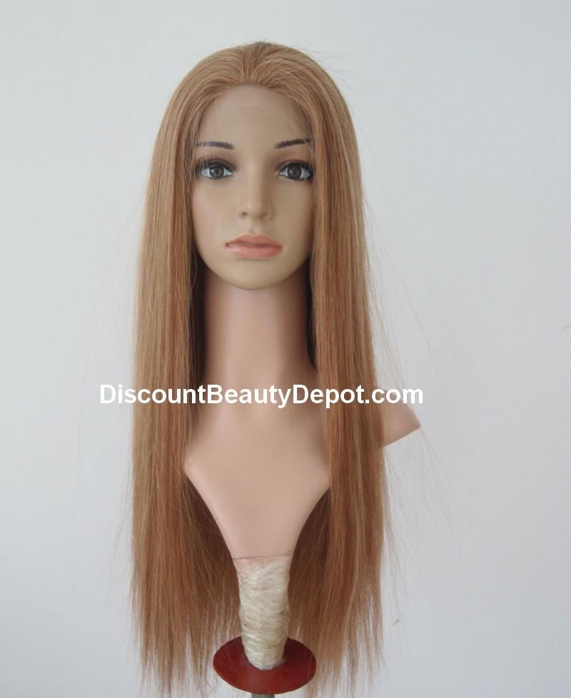 European Lace Wigs Custom European Virgin Hair Color 12 With 10