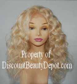 Big Body Curly Full Lace Wig