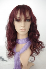 99J Custom Body Wave Full Lace Wig