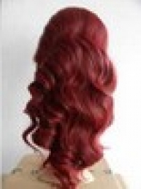 red-bodywave-synthetic-lace-front-wig