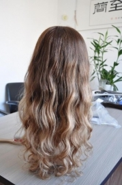Indian Remy Ombre Color 6/27
