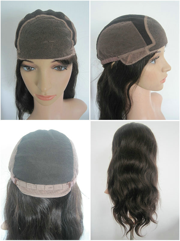Glue less Cap Lace Wig