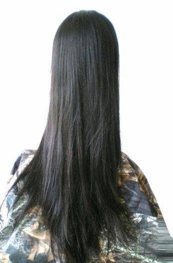In-Stock Chinese  Full Lace Wig