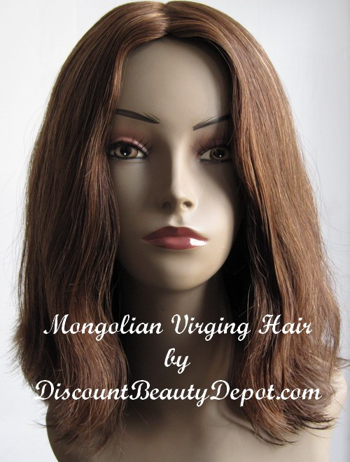 Custom Mongolian Virgin Hair 2