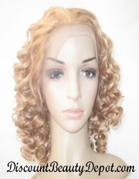 Chinese Wavy Full lace Wig