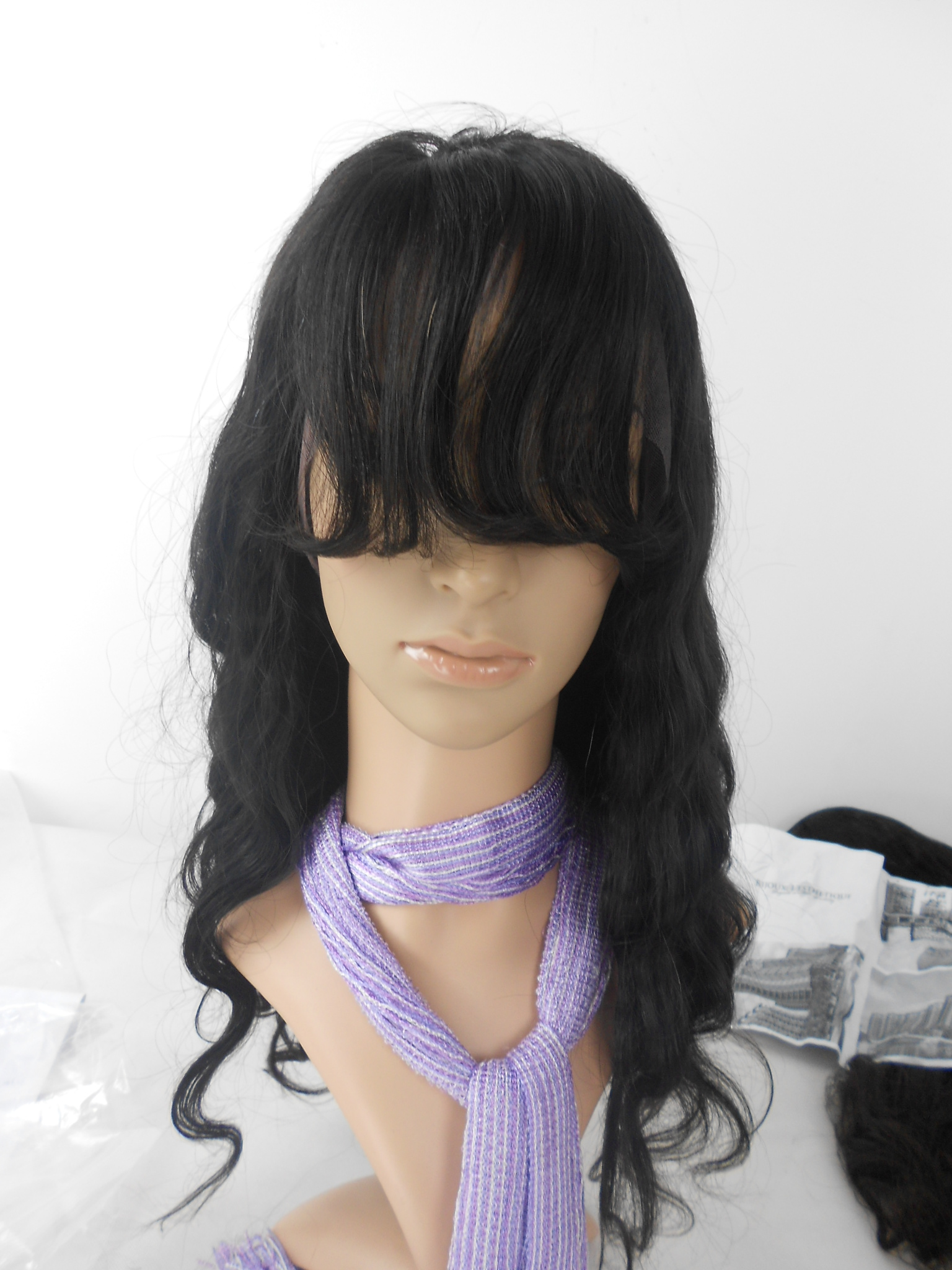 Malaysian Body Wave Color #1B