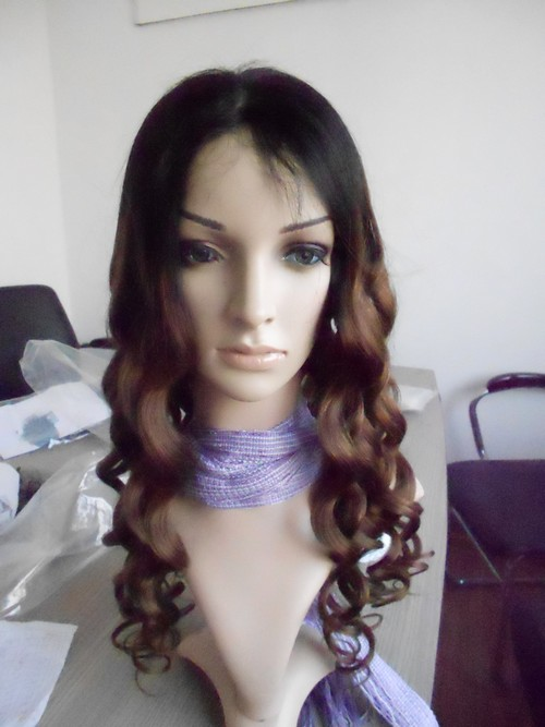 Malaysian T-Color Full Lace Wigs