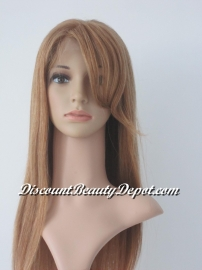 Full Lace Wig with Bang