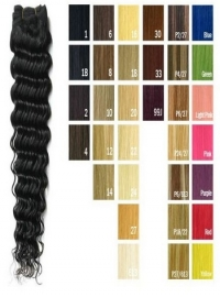 Straight Skin Weft Extensions
