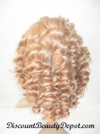 Tight Curly Brazilian Color #10