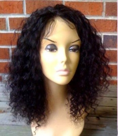 Custom Wavy Full Lace Color#1