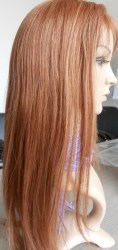 Europeaan Straight Wig Color #30