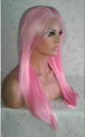 pink-synthetic-lace-front-wig-1