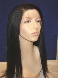 Yaki Straight Full Lace Wig