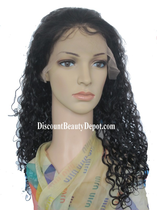 WAVY FULL LACE WIGS : Full Lace Wig Water
